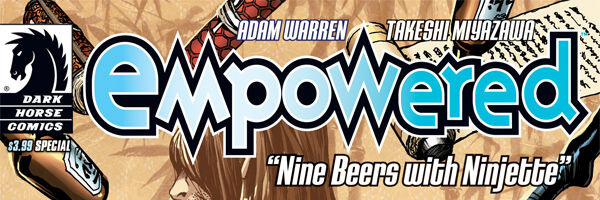 [Review] Empowered Special Issue: Nine Beers With Ninjette