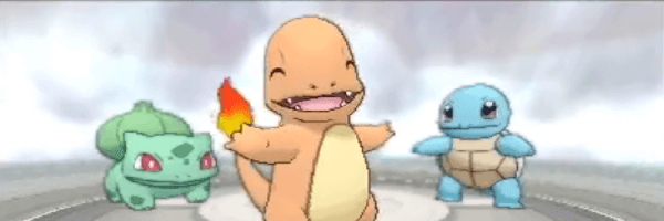 Pokemon X and Y Will Feature Original Starter Pokemon