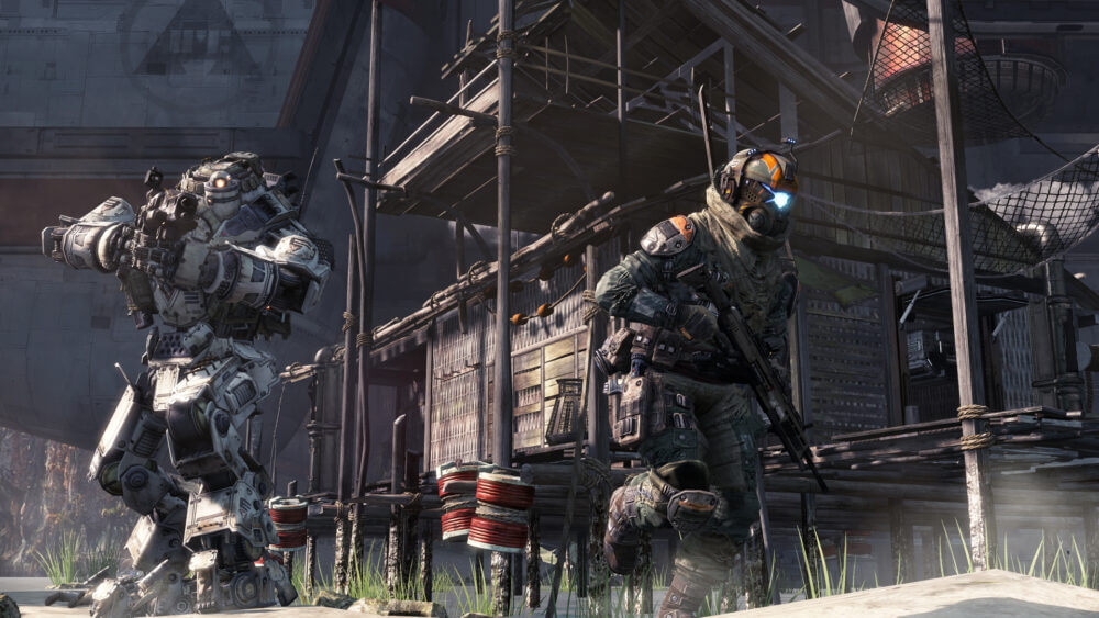 Titanfall pre-orders available for March 11, 2014 release