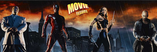 Movie Issues: Daredevil