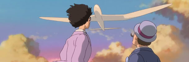 Subtitled Trailer Released for Miyazaki's The Wind Rises