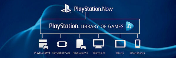 Sony Reveals PlayStation Now Streaming Service