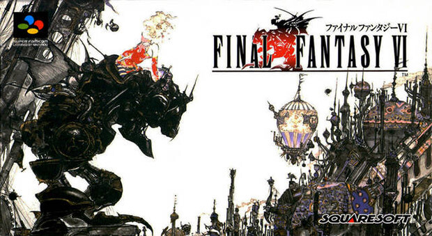 "Review: ""Final Fantasy VI"" for iOS"
