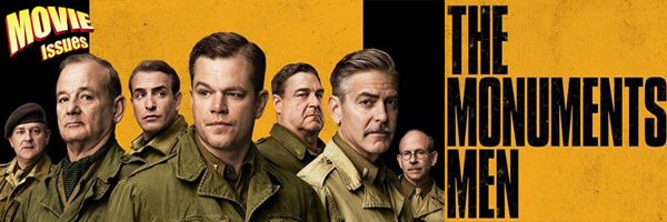 Movie Issues: The Monuments Men