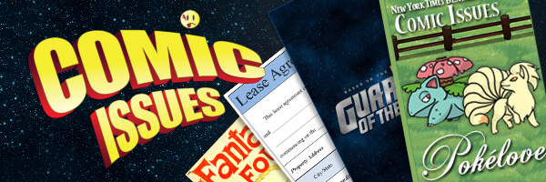 Comic Issues #160 – Guardians of the Everything Else