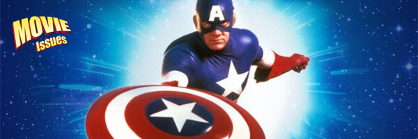 Movie Issues: Captain America
