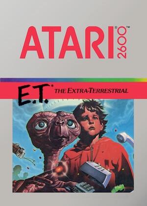 E.T. Cover