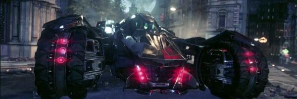[E3 2014] Batman Arkham Knights: Batmobile Battle Mode & Gameplay, YAY!