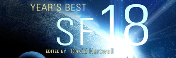 Review: Year's Best SF – 18