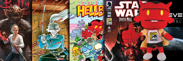 Dark Horse announces first wave of 2014 Comic-Con exclusives