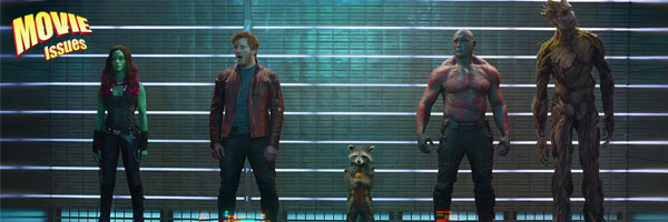 Movie Issues: Guardians of the Galaxy