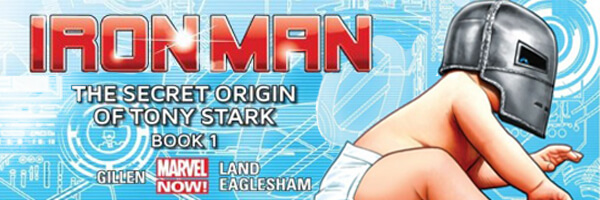 Review: Iron Man Vol. 2 – The Secret Origin of Tony Stark