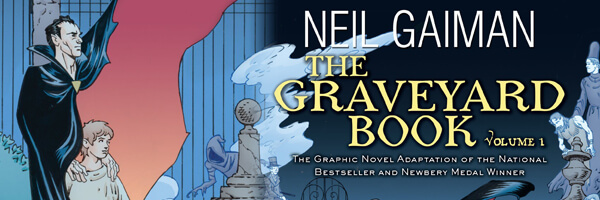 Review: The Graveyard Book Graphic Novel, volume 1