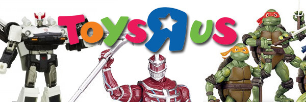 [SDCC 2014] Toys R Us – Comic Con exclusives