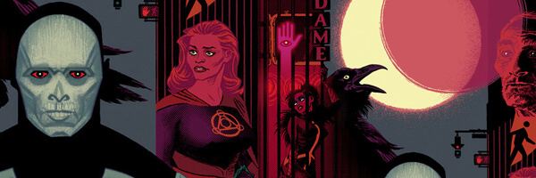 "Preview: Dark Horse's ""Sundowners"""