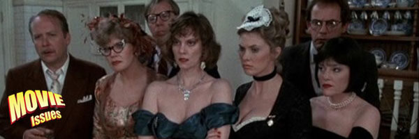 Movie Issues: Clue