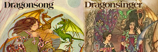 Review: Dragonsong and Dragonsinger