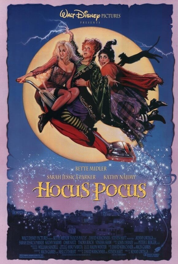 Movie Issues: Family Movies To Share During The Halloween Season ...