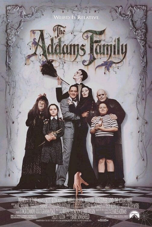 Movie Issues Family Movies To Share During The Halloween Season Pixelated Geek