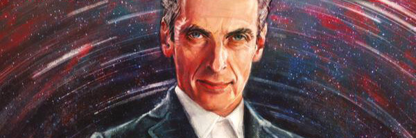 The 12th Doctor is coming to Titan Comics!
