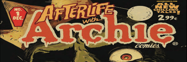 Review: Afterlife with Archie