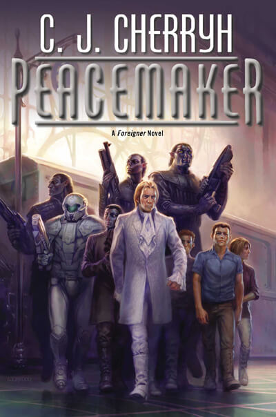 Peacemaker_by_CJ_CherryhCover