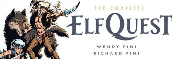 Review: The Complete ElfQuest Volume 1 – The Original Quest