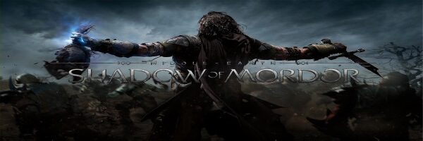 Jordan's Backlog:  Middle-Earth: Shadow of Mordor