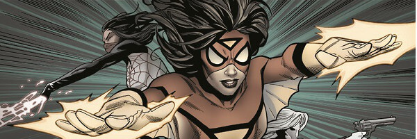 Preview: Spider-Woman #1
