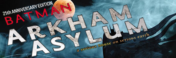 Review: Arkham Asylum – A Serious House on Serious Earth