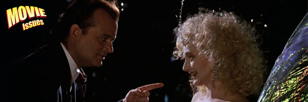 Movie Issues: Scrooged