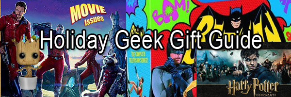 Movie Issues Geek Gift Guide for Shopping this Christmas