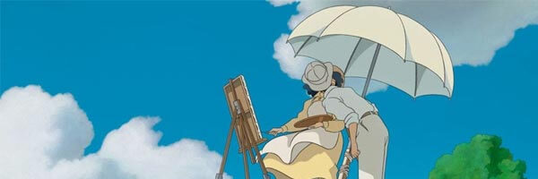 Review – The Wind Rises: Blu Ray