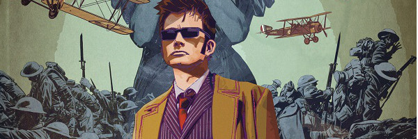 PREVIEW: Doctor Who: The Tenth Doctor #6