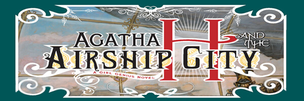 Review: Agatha H and the Airship City