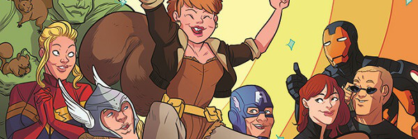PREVIEW: The Unbeatable Squirrel Girl #1