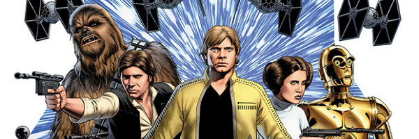 PREVIEW: Star Wars #1