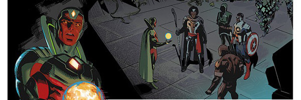 PREVIEW: Uncanny Avengers #1