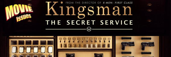Movie Issues: Kingsman: The Secret Service