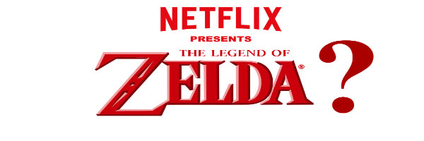 The Legend of Zelda is coming to Netflix