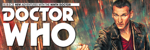 Review & Preview – Doctor Who: The Ninth Doctor #1