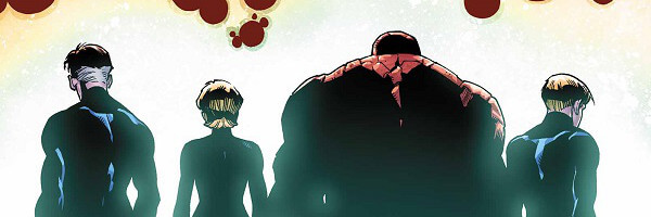 Preview THE END of the Fantastic Four!