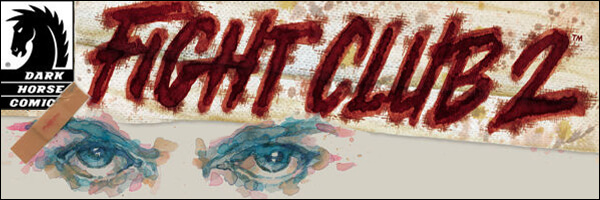 Dark Horse releases Fight Club 2