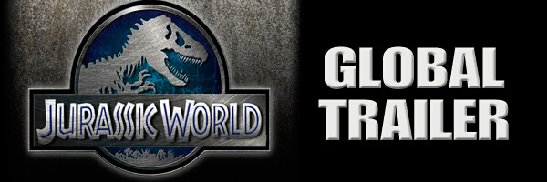 Jurassic World releases new global trailer