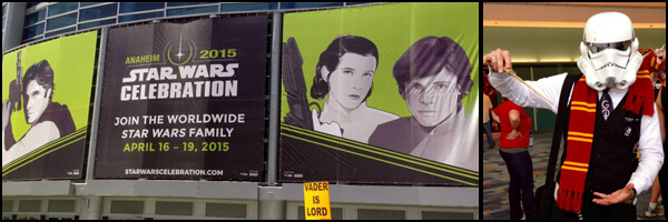 Star Wars Celebration 2015 Photo Gallery