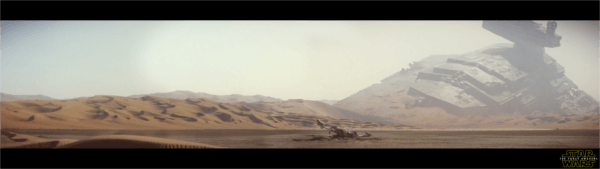 What You May Have Missed in the Star Wars: The Force Awakens Trailer