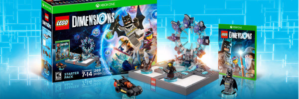 Break the Rules With LEGO Dimensions