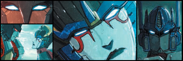 Preview – Transformers Windblade #2: Combiner Wars part 3