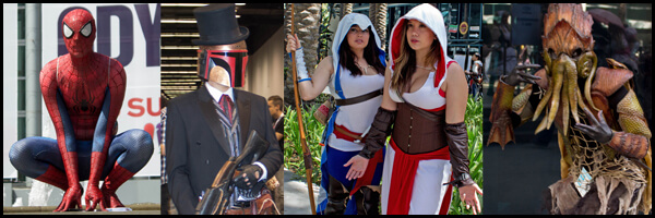 WonderCon 2015 Cosplay – Gallery 1
