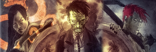 Preview – Wormwood: Gentleman Corpse: The First Few Pints